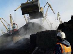 В порту «Южный» разгрузили африканский уголь в рекордные сроки