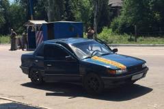 Как ГАИ: На блокпосту под Славянском вымогают взятки