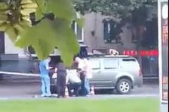 В Днепре застрелили двух АТОшников, еще четверо ранены