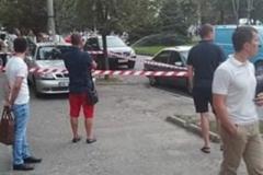 Перестрелка в Днепре: в Сети появилось сенсационное видео из машин патрульных и кадры расстрела АТОшников. ВИДЕО