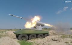 """Український оборонпром випробував бойовий модуль - аналог """"Граду"""""""