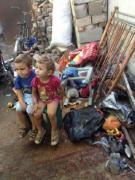 Многодетная мать в Мариуполе воспитывала детей в антисанитарных условиях