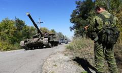 В ОБСЕ рассказали о пропавших танках боевиков