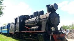 На Закарпатье появился туристический ретро-поезд