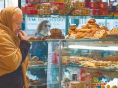 Тернопільська пенсіонерка розповіла міністру Реві скільки вона їсть