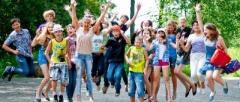 На Донетчине «бюджетно» отдохнули более 40 тысяч детей