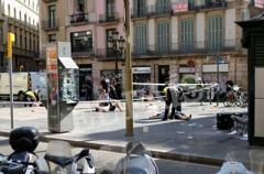 Очевидец теракта в Барселоне рассказал жуткие детали.