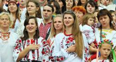 За годы независимости Украины количество населения страны уменьшилось на 10 миллионов