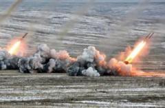 В зоне АТО разрываются «Грады» и минометы: ранены 5 бойцов ВСУ