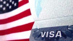 США приостановили выдачу виз россиянам
