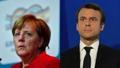 """""""Нет никакого перемирия на Донбассе! Для чего мы вообще собирались и вели переговоры?"""" – Меркель и Макрон жестко призвали Путина выполнять Минские соглашения"""