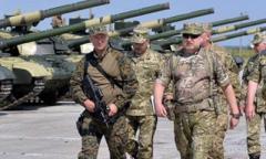 Турчинов рассказал, сколько Украина потратит на оборону в 2018 году