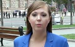 СБУ: Российскую журналистку выдворяют из Украины