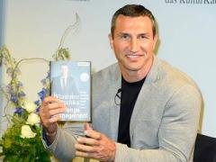 В Берлине прошла презентация книги Владимира Кличко