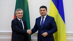 """Запад поддержит """"План Маршала"""" для Украины – спикер сейма Литвы"""