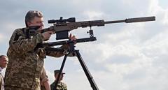 Порошенко на свои деньги покупает вооружение для ВСУ – СМИ