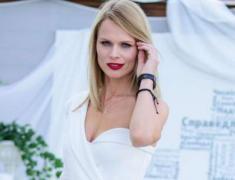 Ольга Фреймут рассказала, как похудела после родов