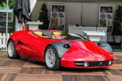 Выставлен на продажу самый редкий в мире Ferrari