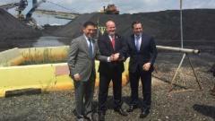 Чалый рассказал, когда в Украину прибудет первая партия американского угля