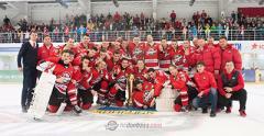 «Донбасс» – четырехкратный обладатель Donbass Open Cup