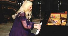 Известная пианистка из США выступит на Донбассе и в Крыму