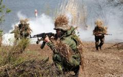 У Генштабі назвали кількість російських військових на Донбасі