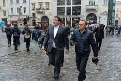 Уехал и не вернулся: во Львове пропал Саакашвили - СМИ сообщили интересные детали