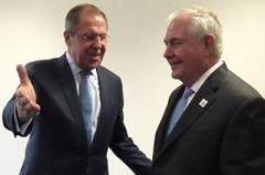 В России раскрыли итоги встречи Тиллерсона и Лаврова в кулуарах ООН