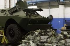 ВСУ вооружили современными разведывательно-дозорными машинами