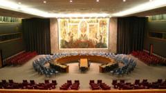 Радбез ООН: зал демонстративно покинули кілька країн