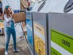 В Киеве закрылась единственная станция по сортировке мусора