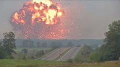 По имеющейся информации, взрывы в Калиновке Винницкой области, имеют все признаки диверсии