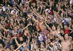 Болельщики избили чемпионов Польши за отвратительную игру