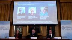 Названы нобелевские лауреаты по химии