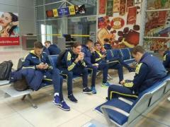 Сборная Украины отправилась на матч против Косово без Марлоса