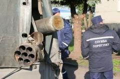 ЧП под Калиновкой: саперы нашли почти две тысячи боеприпасов