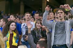 В Украине появятся «черные списки» футбольных фанатов
