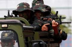 В Китае создали контртеррористическую лазерную пушку