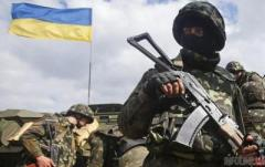 Военнослужащие в зоне АТО получат премии в честь Дня защитника Украины