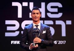 ФИФА выбрала лучшего футболиста года