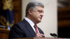 """""""Война еще очень далека от завершения"""", - Порошенко считает, что Донбасс будет освобожден от российских оккупантов после ввода Миссии ООН"""