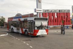 Мариупольцы поддержали петицию о продлении графика работы общественного транспорта