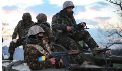 За сутки боевики 22 раз обстреляли позиции сил АТО на Донбассе: один воин ВСУ ранен