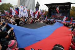 Сегодня в центре Донецка будет ограничено движение транспорта