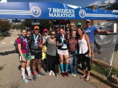 Американка установила мировой рекорд в марафонском беге на каблуках