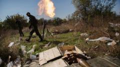 За сутки боевики 15 раз обстреляли позиции сил АТО на Донбассе