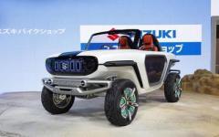 Suzuki представила концепт электровнедорожника