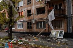 Пять человек, в том числе двое детей, пострадали в результате взрыва в Донецке