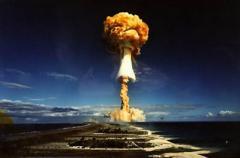 Шок! Ядерные испытания в Корее приведут к извержению сильного вулкана