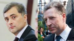 Стали известны новые детали переговоров Волкера и Суркова по Донбассу
